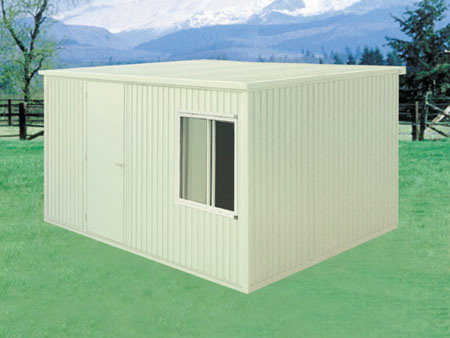 13 x 10 DuraMax Stronglasting� Insulated Building